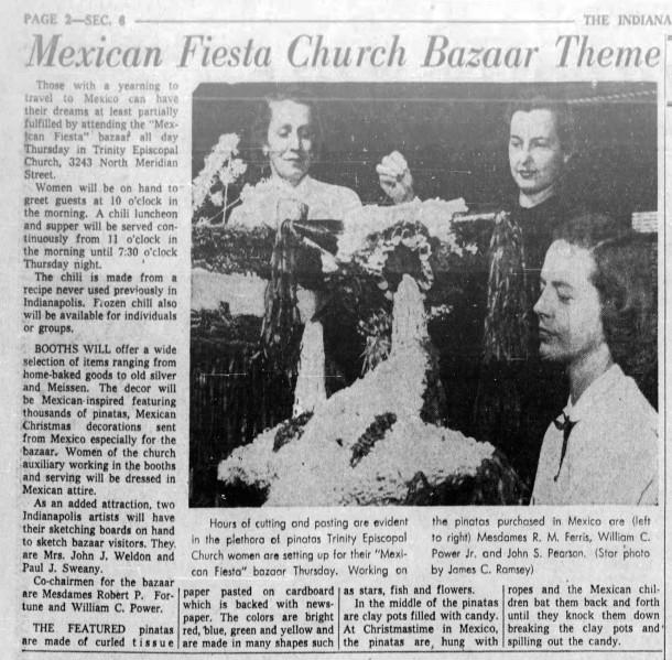 November 4, 1956 Indianapolis Star