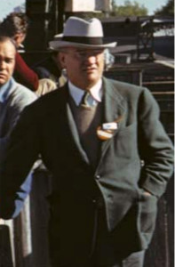 Michael J. Boyle circa 1940 courtesy of First Turn Productions