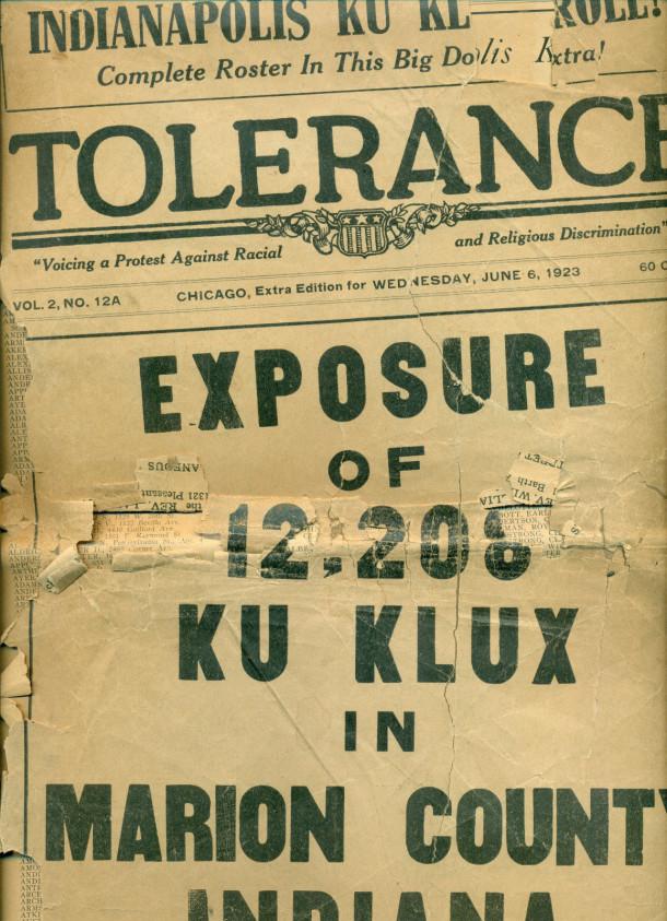 KKK Indy 1923