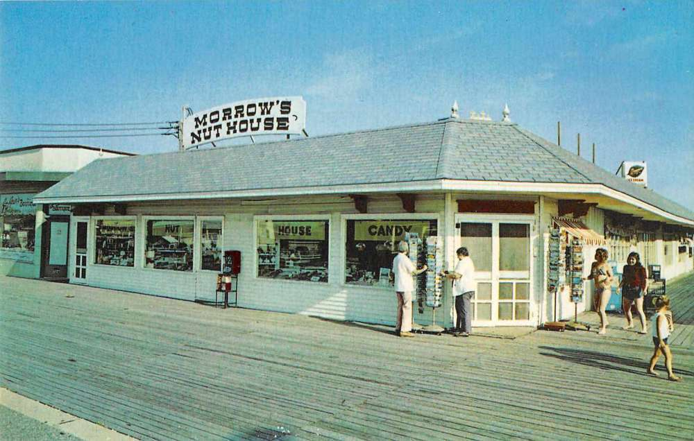 This store in Cape May New Jersey lasted from 1956 until 2015. (Courtesy eBay)