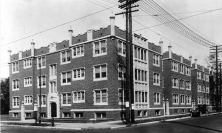 Then & Now: Canterbury Apartments