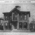 Where the YWCA, Bobbs-Merrill and IUPUI Intersected