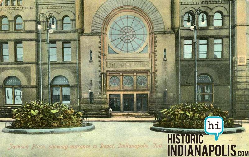 Grand Entrance: Union Station