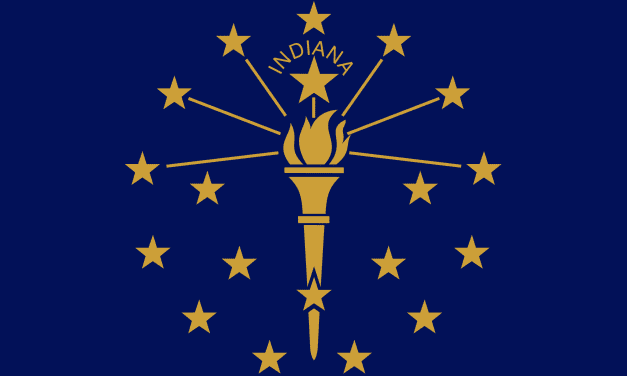 The Who and How of Indiana's State Flag