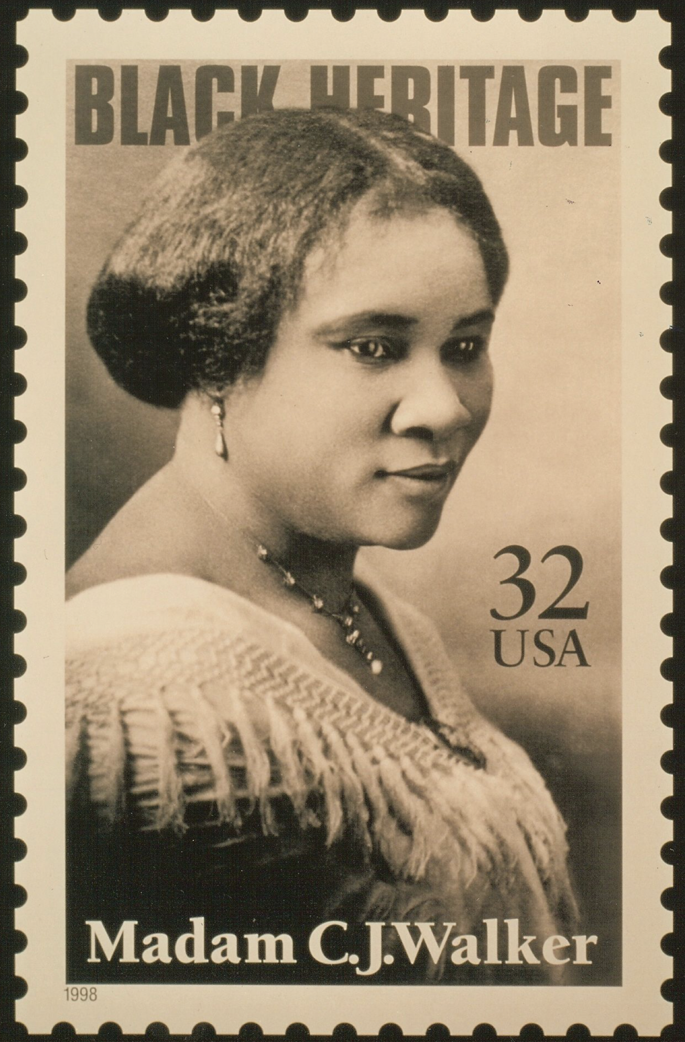 Image result for madam cj walker