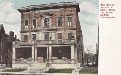 Then & Now: The Bertha Ballard
