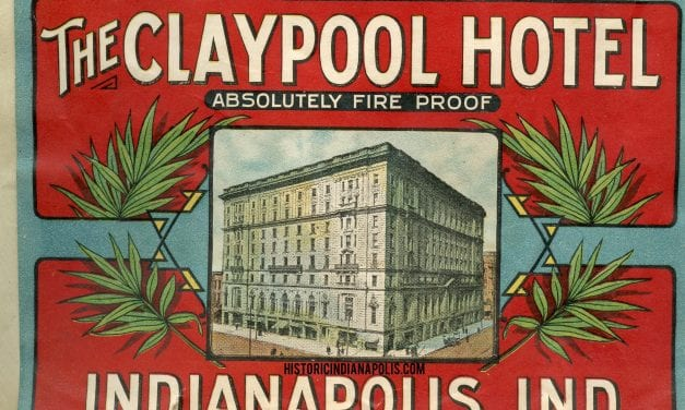 How the Claypool Hotel Began