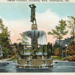 University Park: Depew Fountain