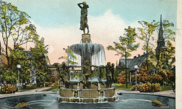 University Park: Depew Fountain