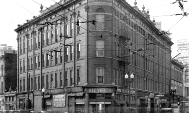 Then & Now: Ardmore Apartments